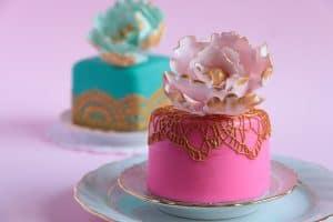 hacer pastel