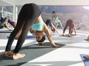 cursos de yoga en madrid
