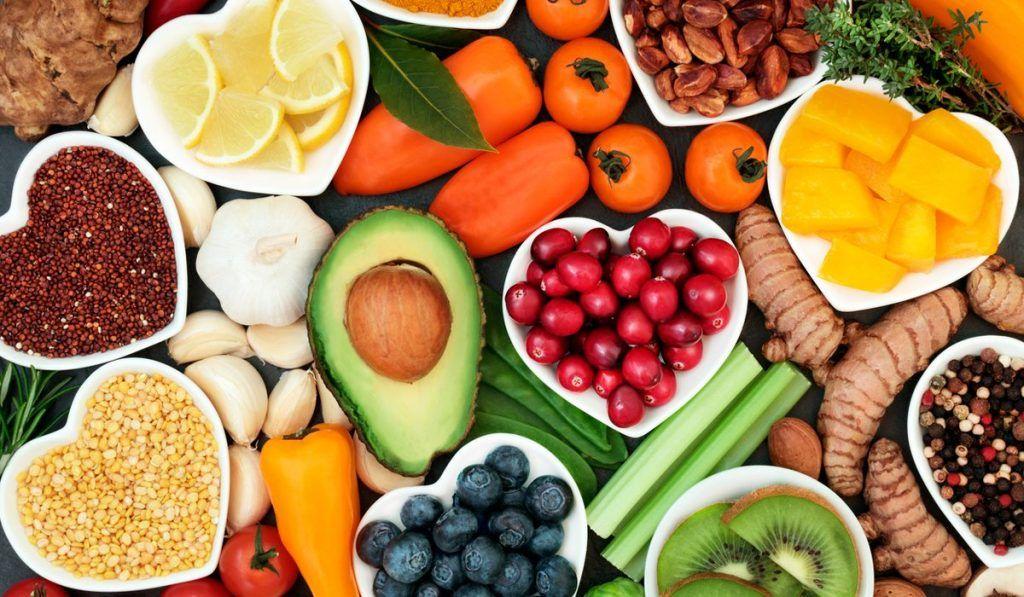 clases de nutricion