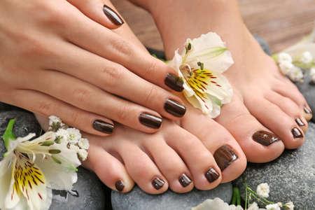 curso de manicure y pedicure spa