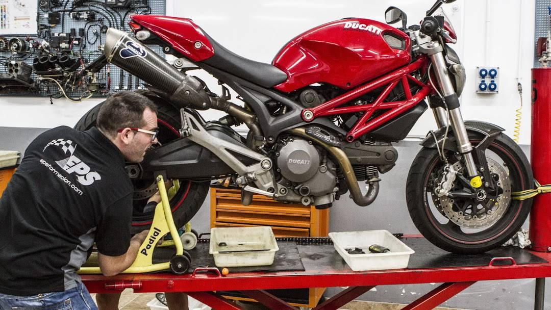 En este momento estás viendo Cursos Online de Mecánica de Motos