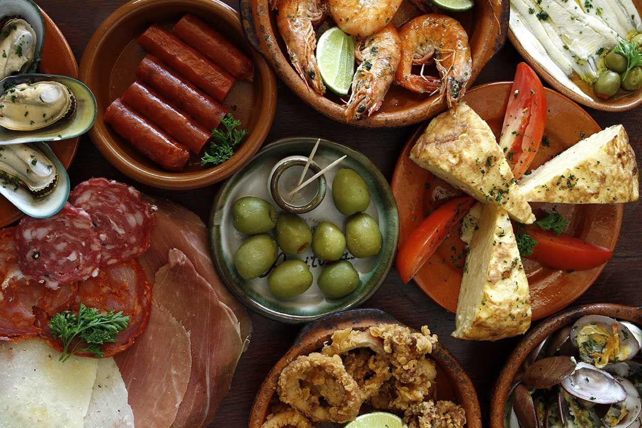 curso de comida española